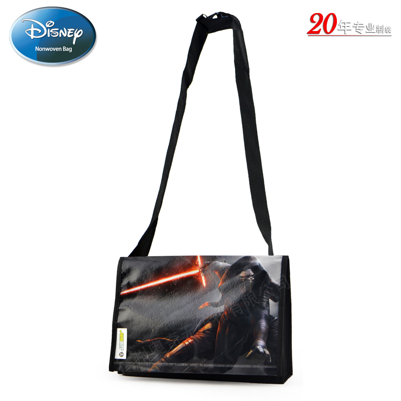 STAR WARS星球大战7无纺布覆膜袋Subway meal bag FAMA factory