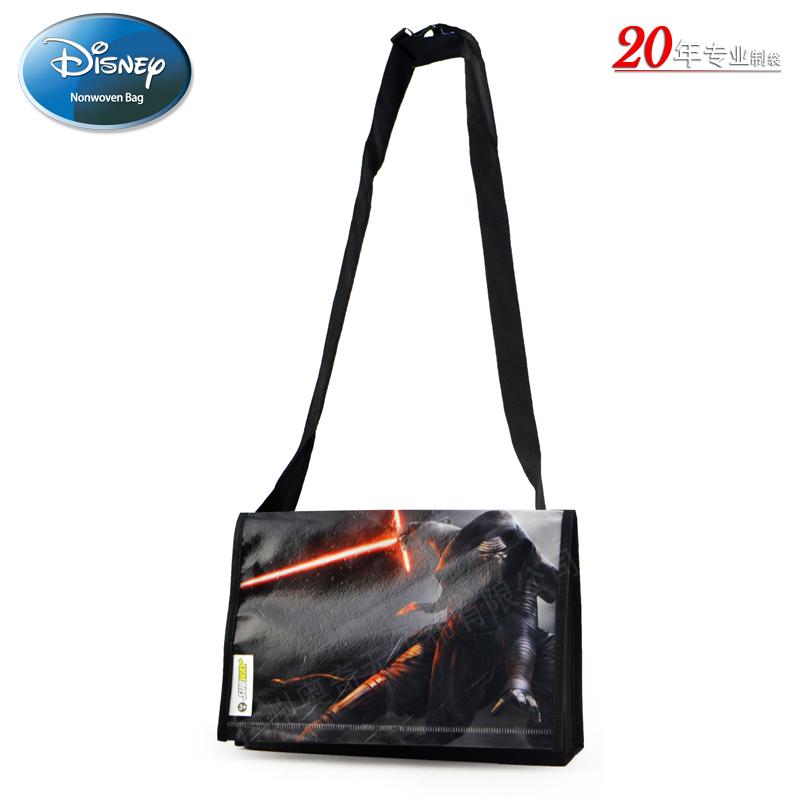 title='迪士尼礼品袋覆膜袋广州无纺布袋广告袋STARWARS7星球大战7电影'
